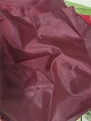 衣服の服装のためのポリエステルタフタのライニングファブリック