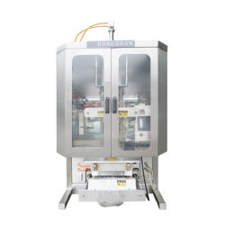 1から10リットルの空気の詰物が付いている液体の包装機械