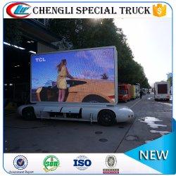 Roteert de Openlucht LEIDENE van Chengli Aanhangwagen van het Scherm met 360 Graad