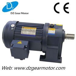 Pequeño tamaño horizontal de tres fases de AC motorreductor