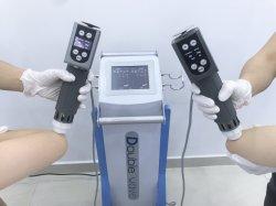 Il doppio scav canaliare l'apparecchio di sanità di Eswt per riduzione delle celluliti
