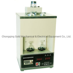 Gd-0623 instrumento de laboratório Asfalto Saybolt Aparelhos de viscosidade