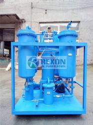Mantenimiento de la turbina de vapor de aceite de máquina de vacío Purificador