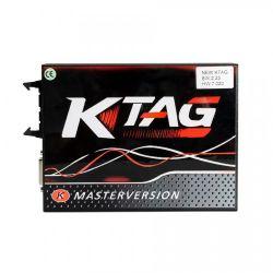 Ес Ktag онлайновая версия встроенного программного обеспечения V7.020 K-Tag Master с красными PCB маркеры не ограничения