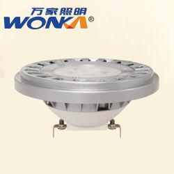 مصباح LED IP67 2700K 12-24-PAR36، مقاوم للمياه، ومصباح الإضاءة الطبيعية