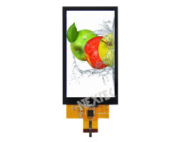 Nextek 5.0 '' Nissen IPS LCD der heißer Verkaufs-hohe Auflösung-720*1280 350