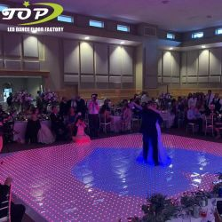 Acryl leiden van Dance Floor van het Pixel Door sterren verlicht voor de Decoratie van het Stadium van de Verlichting