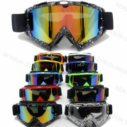 Seasun de Guangzhou Moto Proteger UV Mx Motocross Óculos Moto personalizada