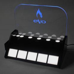 Светодиодный индикатор акриловый Электронные сигареты дисплей