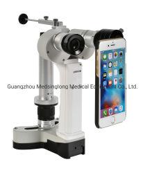 2019 Portátil lámpara de hendidura / Óptica y microscopio oftálmico Mslhls01