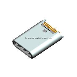 Dispositivo USB 3.1 Tipo C cabo HDMI Ligue o carregamento rápido stick USB do conector do fio