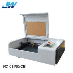 Резиновый штамп акрилового волокна древесины станок для лазерной гравировки цена 40W 3020 3040 4040 лазерной печати