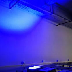 Las luces de la etapa de alta potencia de color azul verde rojo 300W 400W 500W Montaje interior Iluminación Exterior Reflector LED