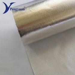Ткань из стекловолокна с металлическими полиэфирной пленки, с которыми сталкиваются