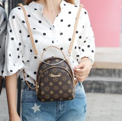 Леди мода сумки через плечо малых Crossbody сумка мини-рюкзак
