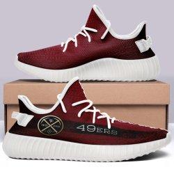 أحذية قماش كلوجية مخصصة للنساء أزياء تدريب رياضي المشي أحذية رياضية عش أحذية الجري