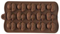 100 % Food Grade 15 cavités de forme de canard en silicone chocolat magnétique bac à glaçons de moule