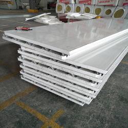 작업 표준 방음 강철 구조에는 PIR/EPS/Rockhol Sandwich Panel이 사용되었습니다
