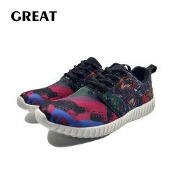 [غرتشو] يبيطر شبكة [إفا] [برثبل] مسطّحة نساء عرضيّ شبكة حذاء رياضة رياضة خارجيّة نابض سيدات أحذية