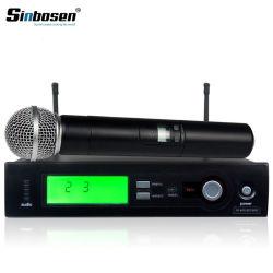 Sinbosen Slx24/SM58 один канал Professional беспроводной микрофон