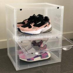 Настраиваемые ясно акриловый Sneaker Pimps Drop переднее решето в салоне