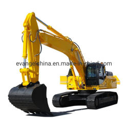 21ton XCMGの販売のための油圧クローラー掘削機Xe215c