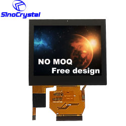 Высокое качество солнечных лучей ЖК сенсорный экран 3,5-дюймовый модуль TFT 320X240 сенсорный ЖК-дисплей TFT с модуля дисплея