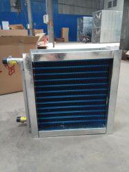 150K BTU горячей воды в теплообменник подогревателя воздуха блок Hydronic потолочные обогреватели
