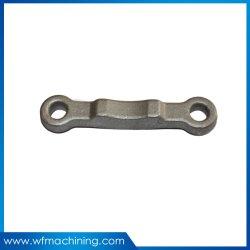 OEM de Dienst CNC die het AutomobielWapen van de Leiding van het Smeedstuk van het Staal van het Chroom van het Deel machinaal bewerken