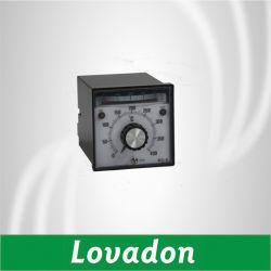 Drehknopf-Einstellung, vollständige messende Reichweite zeigen Thermoregulator an