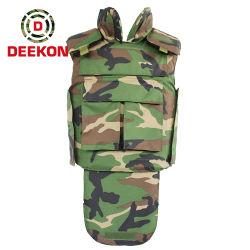 China proveedores chalecos Chaleco de seguridad táctico Iiia de licitaciones del Gobierno de la armadura corporal