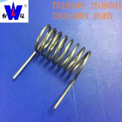 自動ファンのための螺旋形ばねのコイルの抵抗器