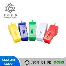 Лучшая цена Micro пластиковую карту USB 2 ГБ свистка флэш-накопитель USB 4 ГБ пластмассовый диск флэш-накопитель 8 ГБ