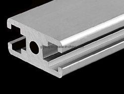 L'anodisation au Silver profils en aluminium pour portes et fenêtres à prix d'usine
