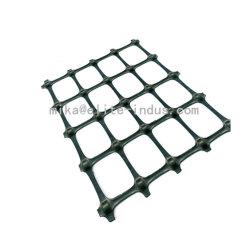 プラスチックポリプロピレンPP二軸のBx Geogrids 20kn 30kn 40kn