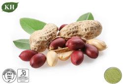 На заводе питания природным арахис Shell извлечения 80%; 98%Luteolin HPLC