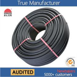 PVC ホースフレキシブル高圧エアパイプホース( KS-814GYQG )、黒