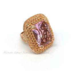Commerce de gros anneaux de doigt de Mode personnalisé unique et ravissant bijoux Anneau