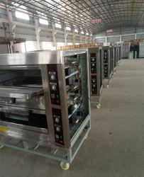 Haute énergie pont commercial four/Convection rotatif four à gaz en Chine