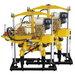 Macchina Compattatrice Elettrica Ballast Per Ferrovie