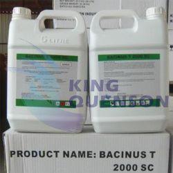 Le roi Quenson Bacillus thuringiensis 7000 UIT/Mg Tc (1200 UIT/mg de WP, 600 UIT/μ L SC)