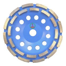 Китай двойной профессионального качества сырья высокого уровня Turbo наружное кольцо подшипника диск колеса для шлифовки камня гранита, мрамора, бетона