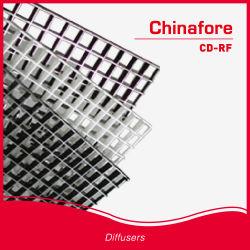 Soupape d'air CD-diffuseurs Eggcrate RF Grilles de ventilation de conduit