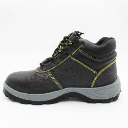 Piscina homens Steel Toe Calçado impermeável de moda Homem botas de segurança