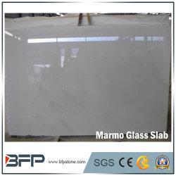 Lastre di vetro Nano di Marmo per la pietra Nano cristallizzata bianca pura