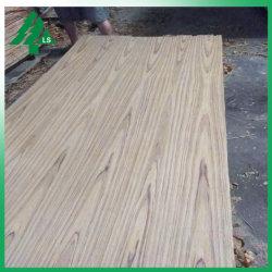 MDF bedeckt Teakholz-Furnier-Blatt MDF-Holz für die verwendete Hotel-Dekoration