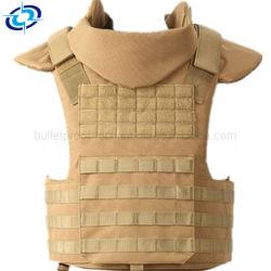 المعدات العسكرية الجيش أمن رصاصة درع الجسم Vest مضاد للرصاصة