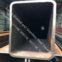 뜨거운 담금 갈바니화된 철 파이프/갈바니화된 강철 튜브/온실을 위한 파이프형 강철 건물 공사