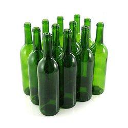 Оптовая торговля пустой красный черный Ice Wine 500ml 750 мл 1000 мл бутылка вина из высококачественного стекла с Корк