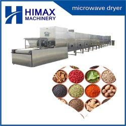 Macchina di secchezza di disidratazione di cottura del foglio del tabacco di microonda dell'essiccatore delle erbe e delle spezie
